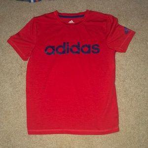 Boys Adidas Dri-Fit shirt